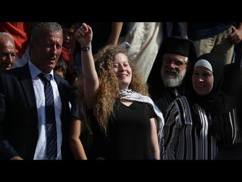 Ahed Tamimi's Bravery Exposes Israeli, US Cowardice