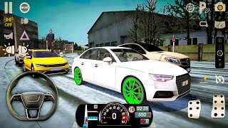 Driving School Sim #14 City Ride Moscow level 5! Android gameplay