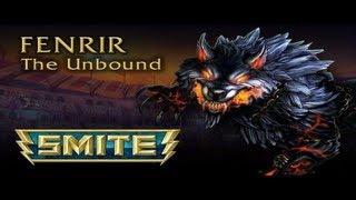 "Smite - A Little Glitch aka ""Fenrir, the Unbound"""