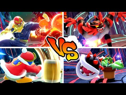 Super Smash Bros. Ultimate - Who has the Strongest Forward Smash? (Kill Percents) thumbnail