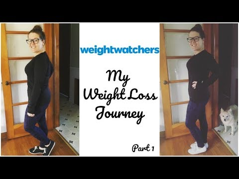 MY WEIGHT WATCHERS JOURNEY | PART I