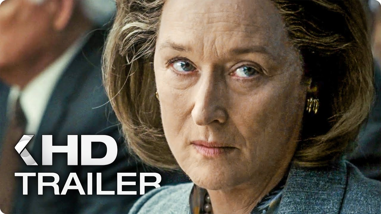 Die Verlegerin Featurette Trailer German Deutsch 2018 Exklusiv