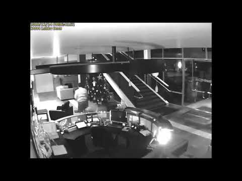 Coe Lewis - iHeart Employee Caught On Tape Messing With Christmas Tree