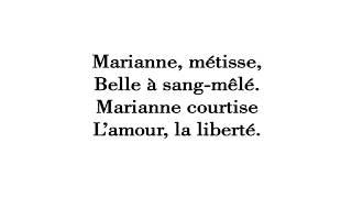 Les Garçons Trottoirs - Marianne - Doux, durs et dingues Deluxe (Version avec paroles)