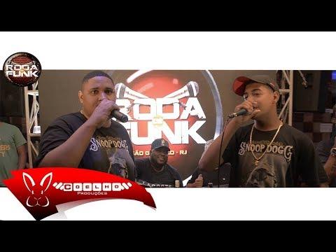 Kevin o Chris Feat. Mc Alysson Pela Primeira vez na Roda de Funk (COELHO PRODUÇÕES)