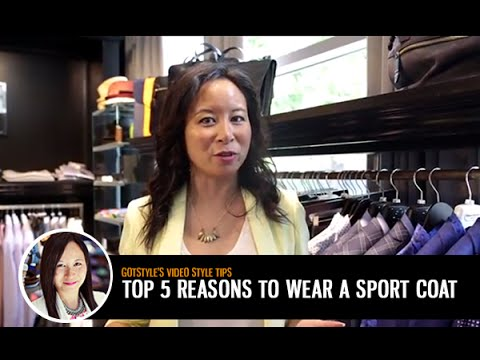 Top 5 Reasons Why Every Man Should Own A Blazer/Sport Coat