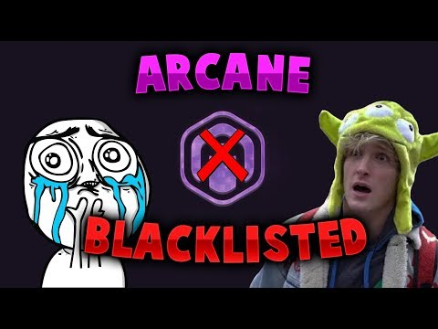 ARCANE BLACKLISTEADO Y EL FIN DE VELTPVP?!? | #SpanishMMA