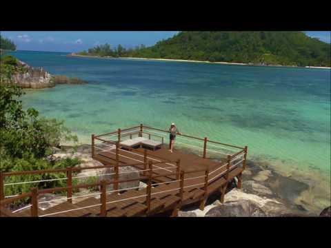 ILE DE LA TELEVISION RUSSE ( Seychelles )