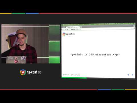 Better i18n for your Angular apps Chirayu Krishnappa and Pascal Precht