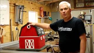 Summers Woodworking Birdhouse Challenge 2015