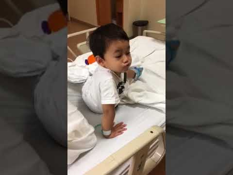 Nino di al ahli hospital
