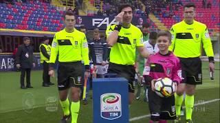 Bologna-atalanta 0-1 - 28^ giornata - serie a tim 2017/2018 - highlights