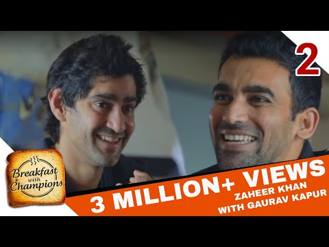 You're In The Wrong House | Breakfast With Champions ft. Gaurav Kapur, Ajit Agarkar & Zaheer Khan