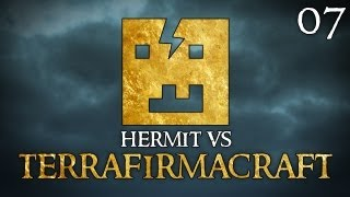 """Hermit Vs Terrafirmacraft Ep07 - """"agriculture, Chisels, And Querns!!!"""""""