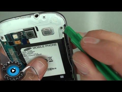 Samsung Galaxy S3 Lautsprecher GPS WIFI Klinkenbuchse(Kopfhörer) Wechseln Tauschen Reparieren [HD]