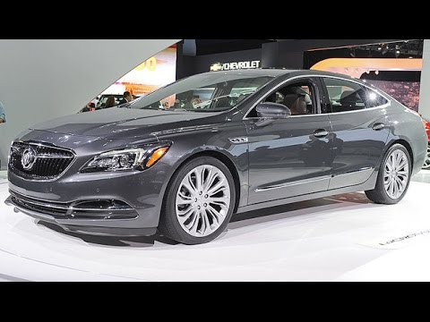 Buick LaCrosse (LA 2015) - Neuer Opel Omega? - YouTube