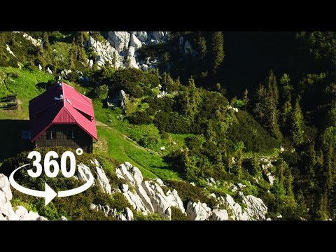 NATIONAL PARK RISNJAK — CROATIA | 360º VR | Pointers Travel