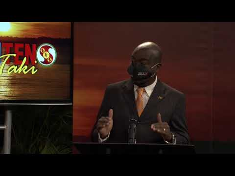 DNA-lid van Samson gaat in op kwestie IMF in Suriname MMANTEN TAKI 03 mei 2021