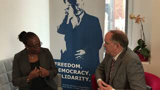 KAS New York interviews Helen Kezie-Nwoha, Executive Director at Isis-WICCE