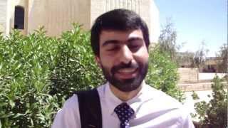 Law Reje3 Feek el Zaman Btodros 6eb?? - Hashemite Doctors 2012
