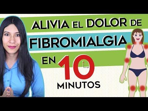 Remedio Casero para Fibromialgia ¡Alivia el DOLOR en 10 MINUTOS!
