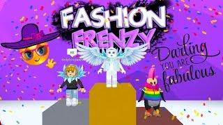 Roblox Fashion Frenzy VIP Fashion