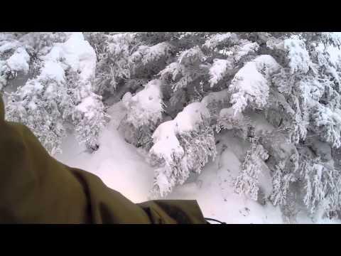 Saddleback Mountain - Trek to Muleskinner