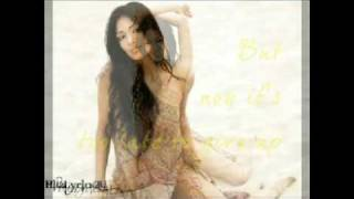 (2011) Nicole Scherzinger - Try With Me (Lyrics)