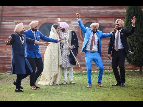 Rai Jagdeep + Sukhneet | Mehar Film | Wedding day