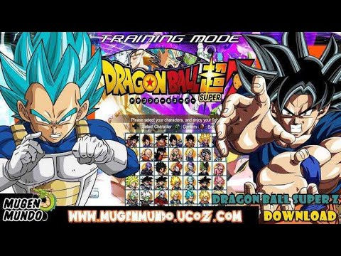 Best dragon Ball super game for Android (all Goku form unlocked ) mod apk - 동영상