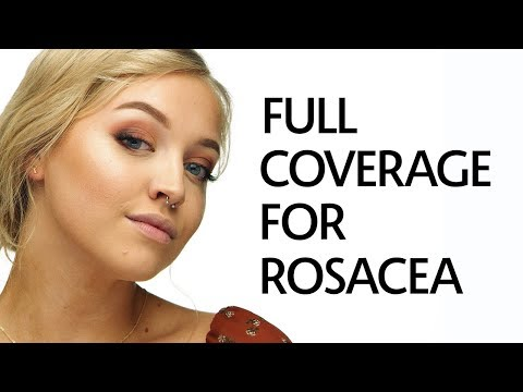 Get Ready With Me: Full Coverage Foundation for Rosacea | Sephora