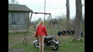 Приключение в деревне! Мои деревенские приколы молоток тебе в опу