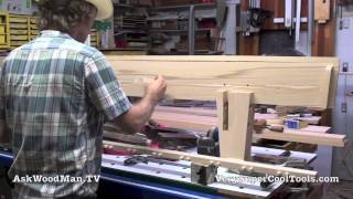 41 How To Build A Bed • Installing Slat Rail