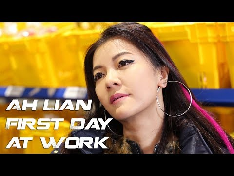Ah Lian's first day at work with RedMart, Part 1