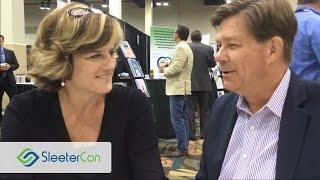 Doug Sleeter and Geni Whitehouse chat SleeterCon 2015