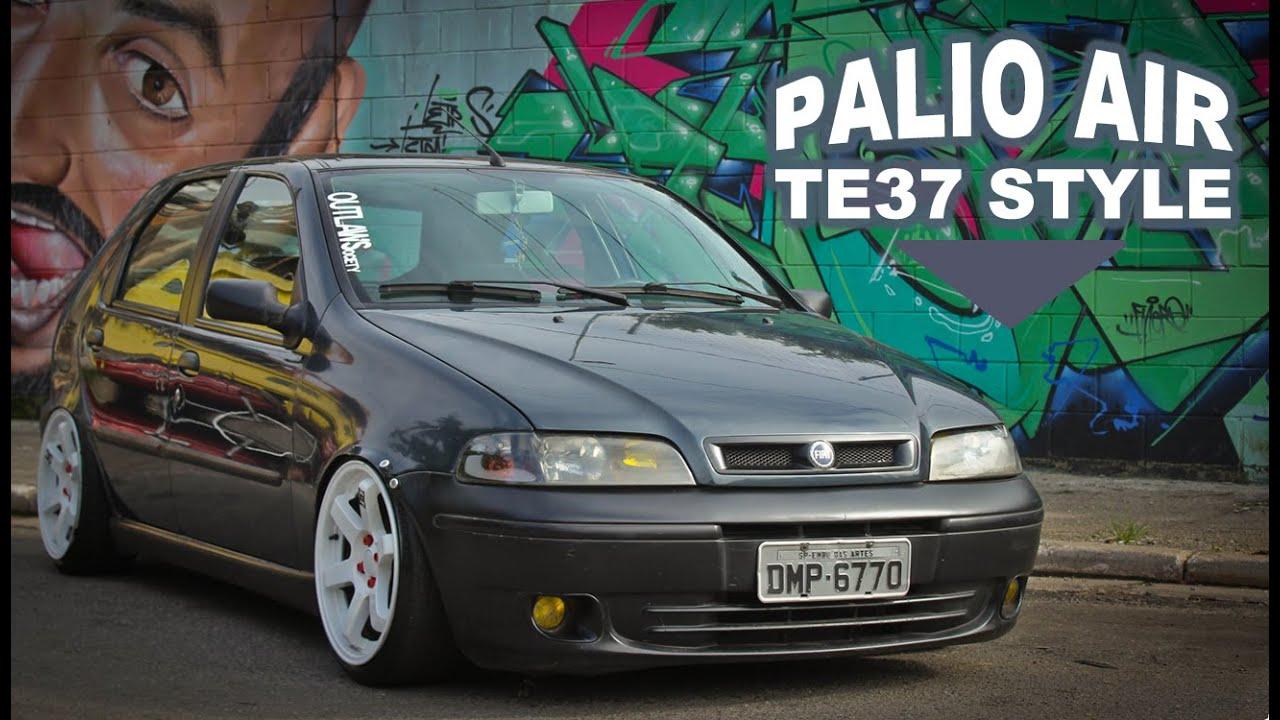 palio estilo gringo no brasil - coisa de carro