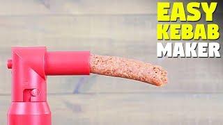 Easy Home Kebab Making Machine