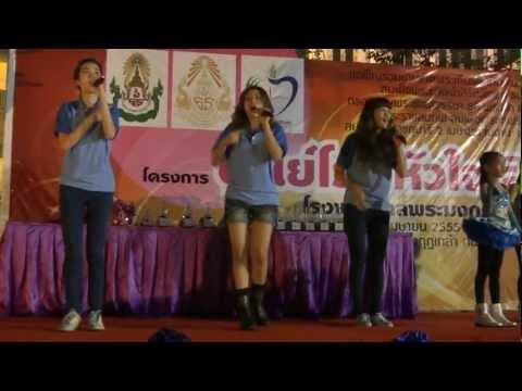 NooNa วิ่ง รพ.พระมงกุฎ 01/04/2012