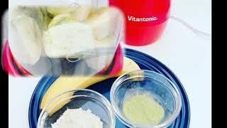 おっ餅スムージー 発芽玄米焙煎もち米粉である『芽ぶき玄米こがしっ娘』を使用したスムージーです。ダイエットを考えている貴方、健康志向の貴方、是非お試し下さい。produced by 穂の宮農産株式会社