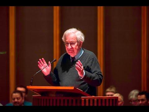 Distinguished Visiting Humanist: Noam Chomsky