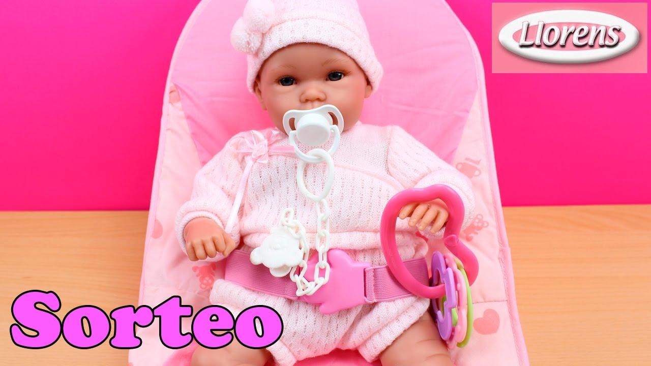 Mu eca beb reci n nacida que habla y llora de verdad for Espejo que habla juguete