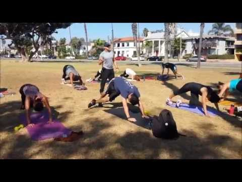 Long Beach CA Boot Camp by Jed Miller - Outdoor Boot Camps