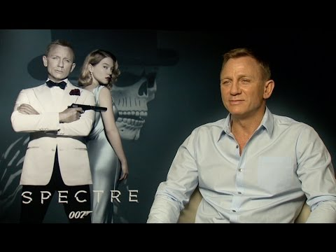 Spectre: Interview With Daniel Craig And Sam Mendes