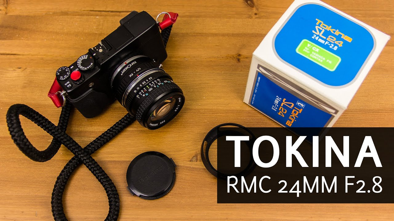 Tokina RMC 24mm f2 8 - Review deutsch / german