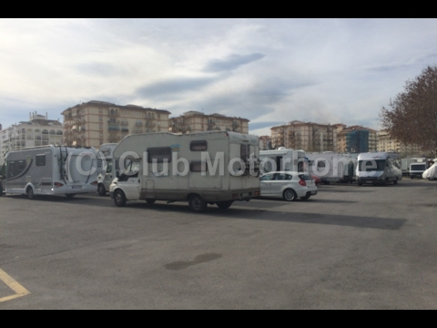 Club Motorhome Aire Videos - Fuengirola, Andalucia, Spain