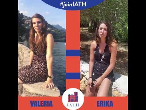 #joinIATH - Valeria e Erika de YouTube · Duração:  1 minutos 50 segundos