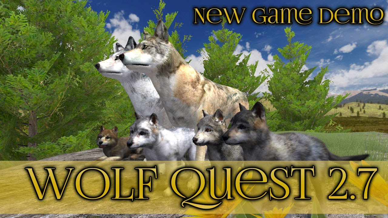 wolf download games