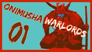 Onimusha Warlords Gameplay PC Let's Play Part 1 (SAMURAI ADVENTURE)