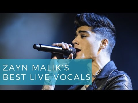 Zayn Malik's Best Live Vocals