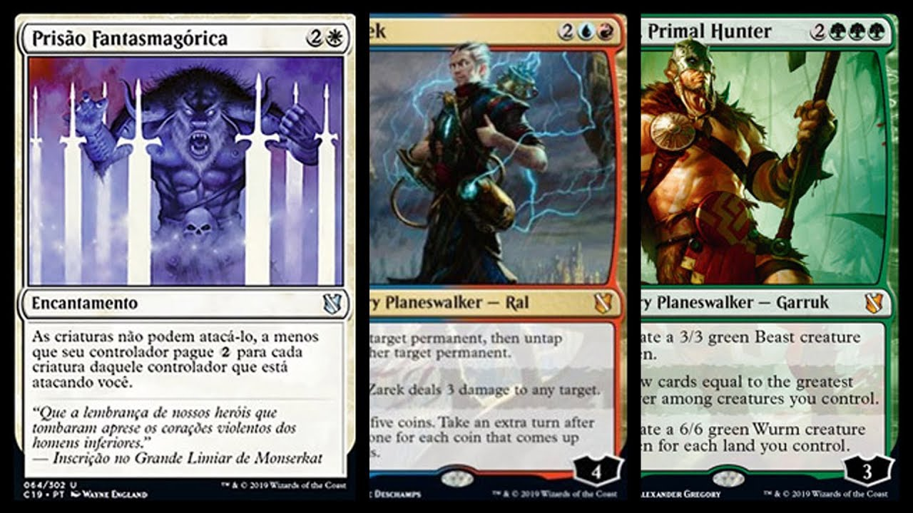 Commander 2019 Spoilers - Part 6b - Oh Look, it's More Cards